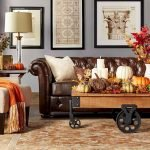 40 Awesome Fall Decoration Ideas For Living Room (9)