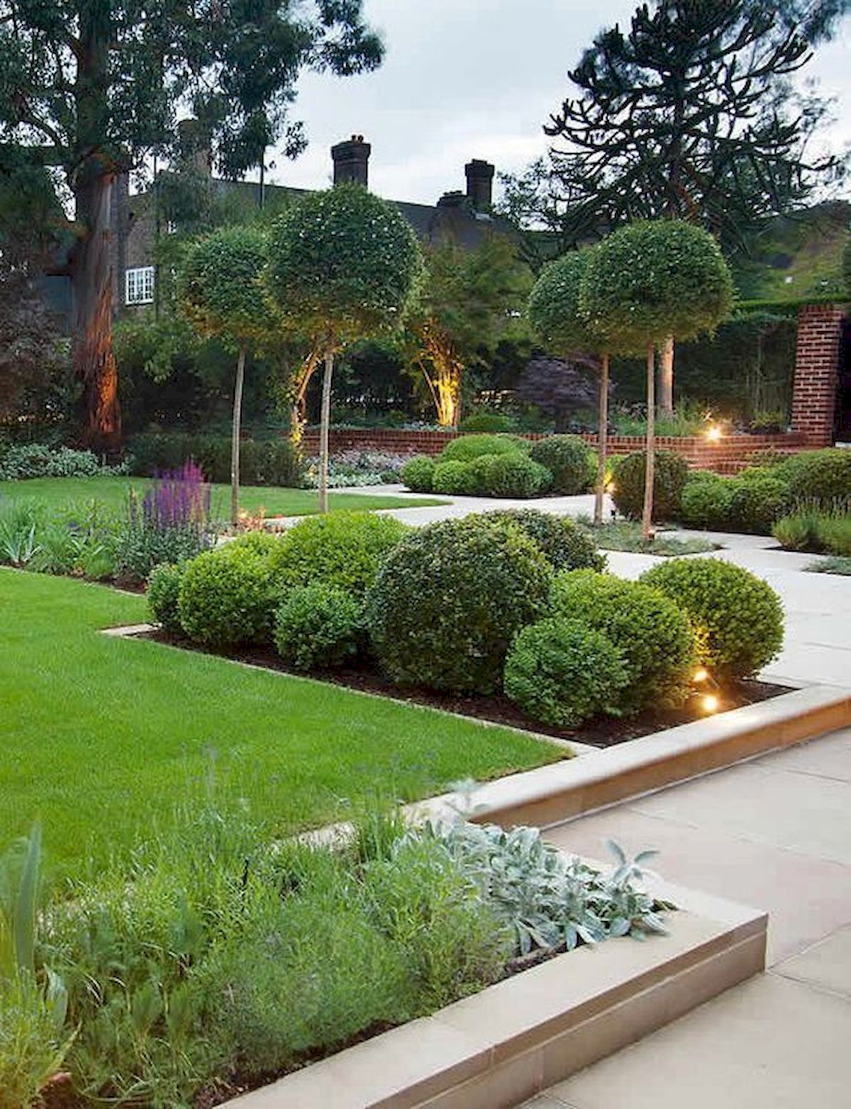 40 Fabulous Modern Garden Designs Ideas For Front Yard and Backyard (31)
