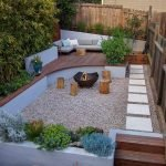 40 Fabulous Modern Garden Designs Ideas For Front Yard and Backyard (4)