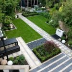 40 Fabulous Modern Garden Designs Ideas For Front Yard And Backyard (6)