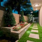 40 Fabulous Modern Garden Designs Ideas For Front Yard and Backyard (7)