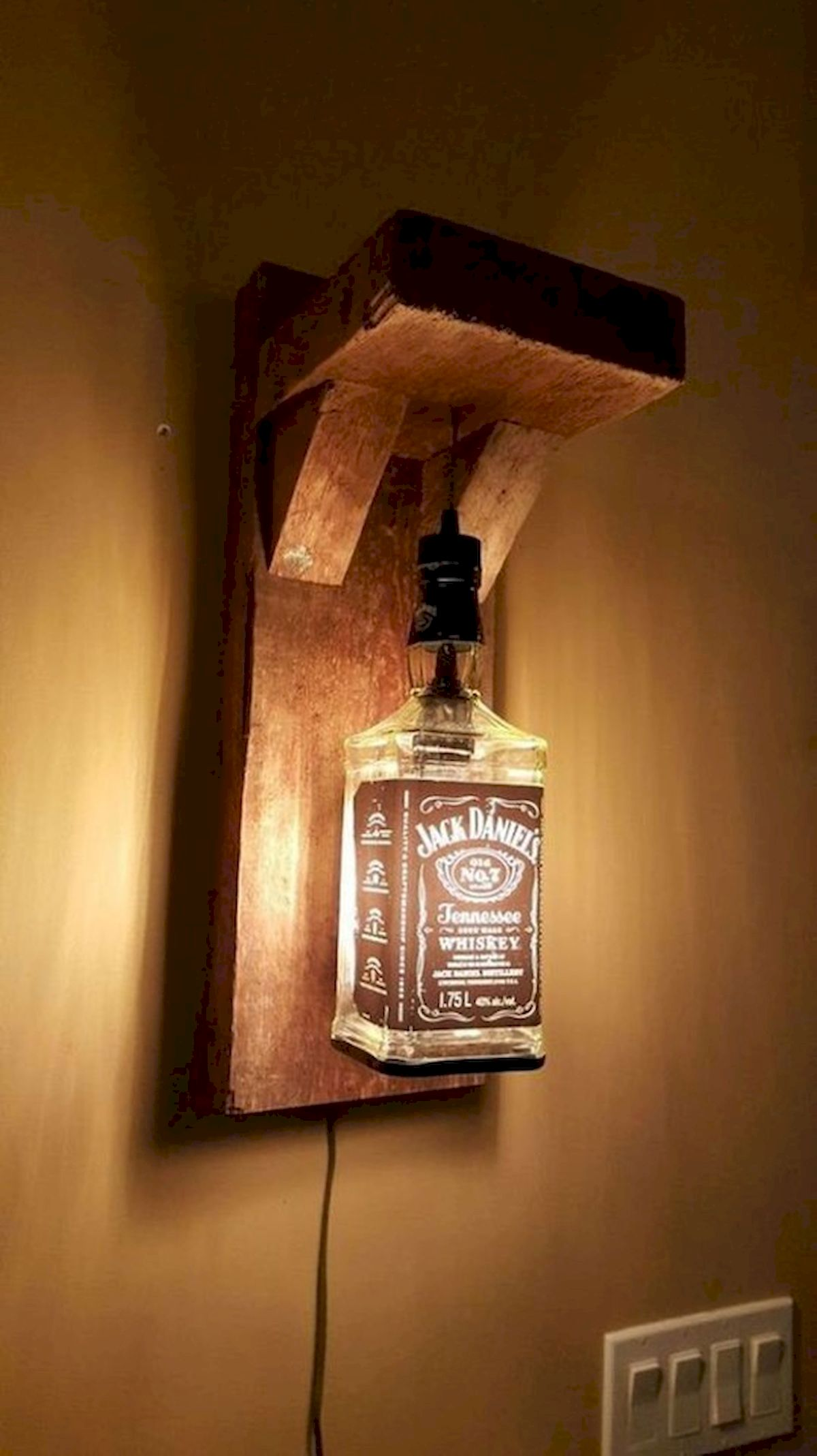 40 Fantastic DIY Lamps Decoration Ideas for Your Home (20)