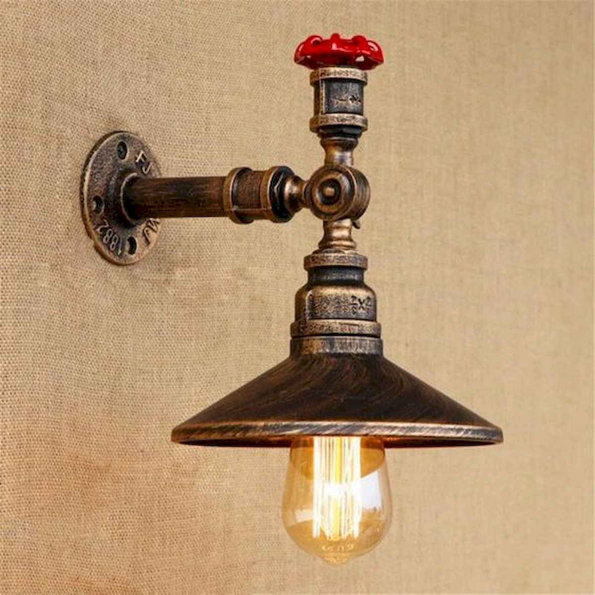 40 Fantastic DIY Lamps Decoration Ideas for Your Home (22)