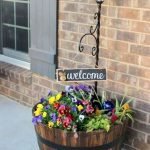 20 Awesome Planter Ideas for Your Front Porch (10)