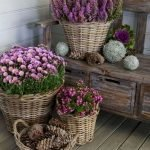 20 Awesome Planter Ideas for Your Front Porch (12)