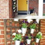 20 Awesome Planter Ideas for Your Front Porch (13)
