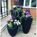 20 Awesome Planter Ideas for Your Front Porch (16)
