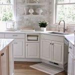 25 Fabulous Quartz Backsplash Kitchen Ideas (11)