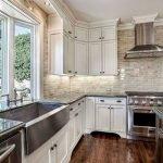 25 Fabulous Quartz Backsplash Kitchen Ideas (25)