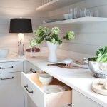 25 Fabulous Quartz Backsplash Kitchen Ideas (7)