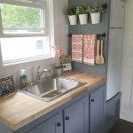 25 Fabulous Quartz Backsplash Kitchen Ideas (9)