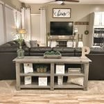 30 Awesome Small Apartment Design And Decor Ideas With Farmhouse Styles (12)