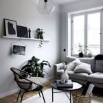 30 Awesome Small Apartment Design And Decor Ideas With Farmhouse Styles (2)