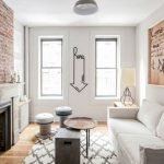 30 Awesome Small Apartment Design And Decor Ideas With Farmhouse Styles (4)