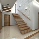 30 Awesome Wooden Stairs Design Ideas For Your Home (1)