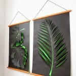 30 Easy But Amazing DIY Wall Art Ideas For Home Decoration (7)