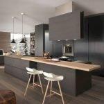 30 Stunning Black Kitchen Ideas You Will Love (14)