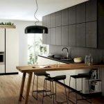 30 Stunning Black Kitchen Ideas You Will Love (17)