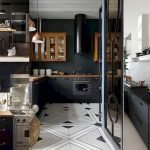 30 Stunning Black Kitchen Ideas You Will Love (30)