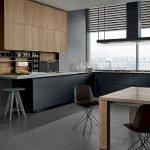 30 Stunning Black Kitchen Ideas You Will Love (6)