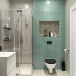 38 Amazing Small Bathroom Design Ideas That You Will Love (13)