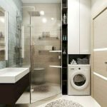 38 Amazing Small Bathroom Design Ideas That You Will Love (27)