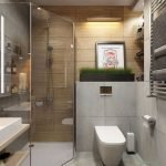 38 Amazing Small Bathroom Design Ideas That You Will Love (3)