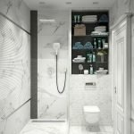38 Amazing Small Bathroom Design Ideas That You Will Love (7)