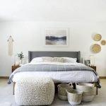 40 Amazing Farmhouse Boho Bedroom Design And Decor Ideas (15)