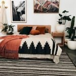 40 Amazing Farmhouse Boho Bedroom Design And Decor Ideas (28)