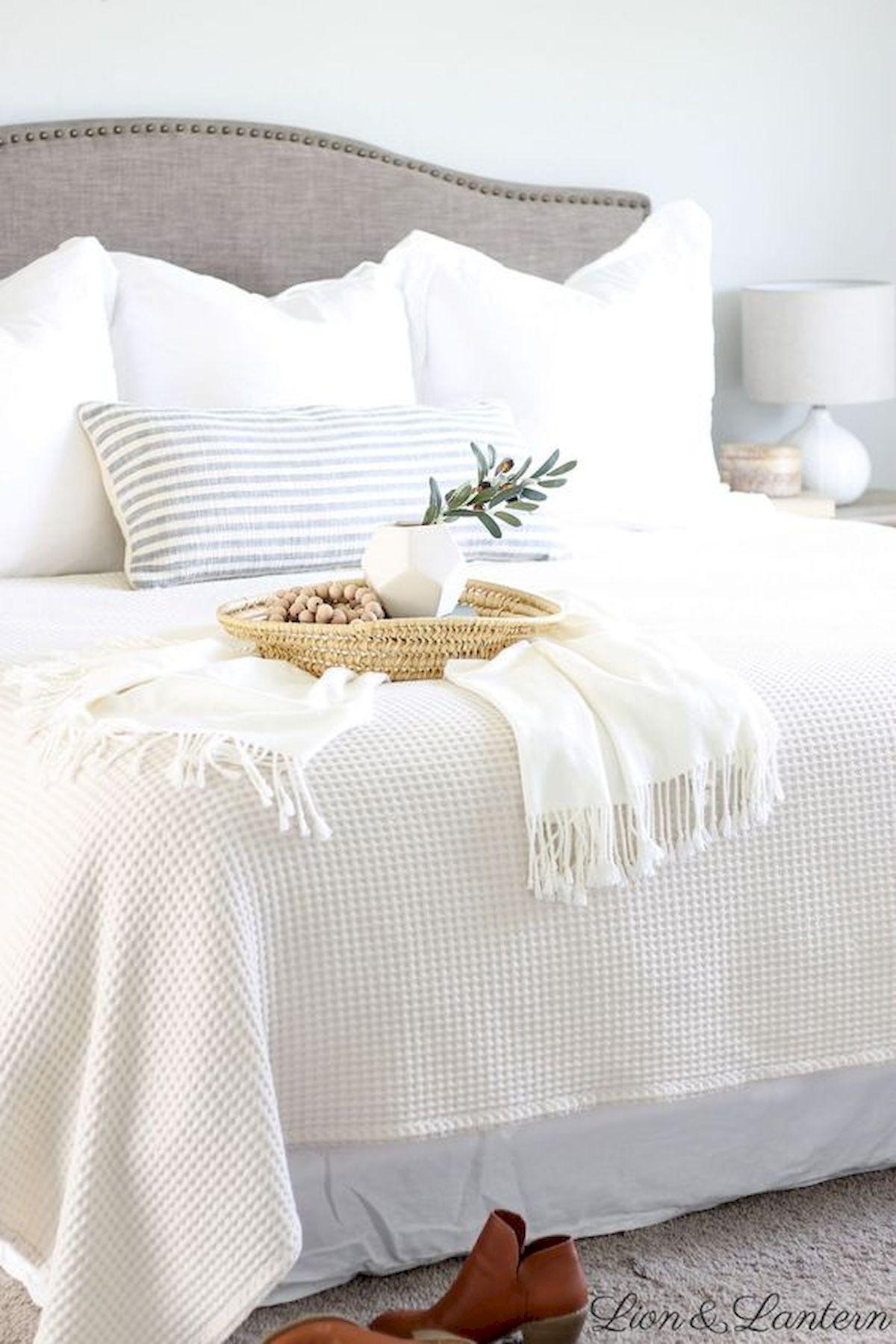 40 Amazing Farmhouse Boho Bedroom Design And Decor Ideas (29)