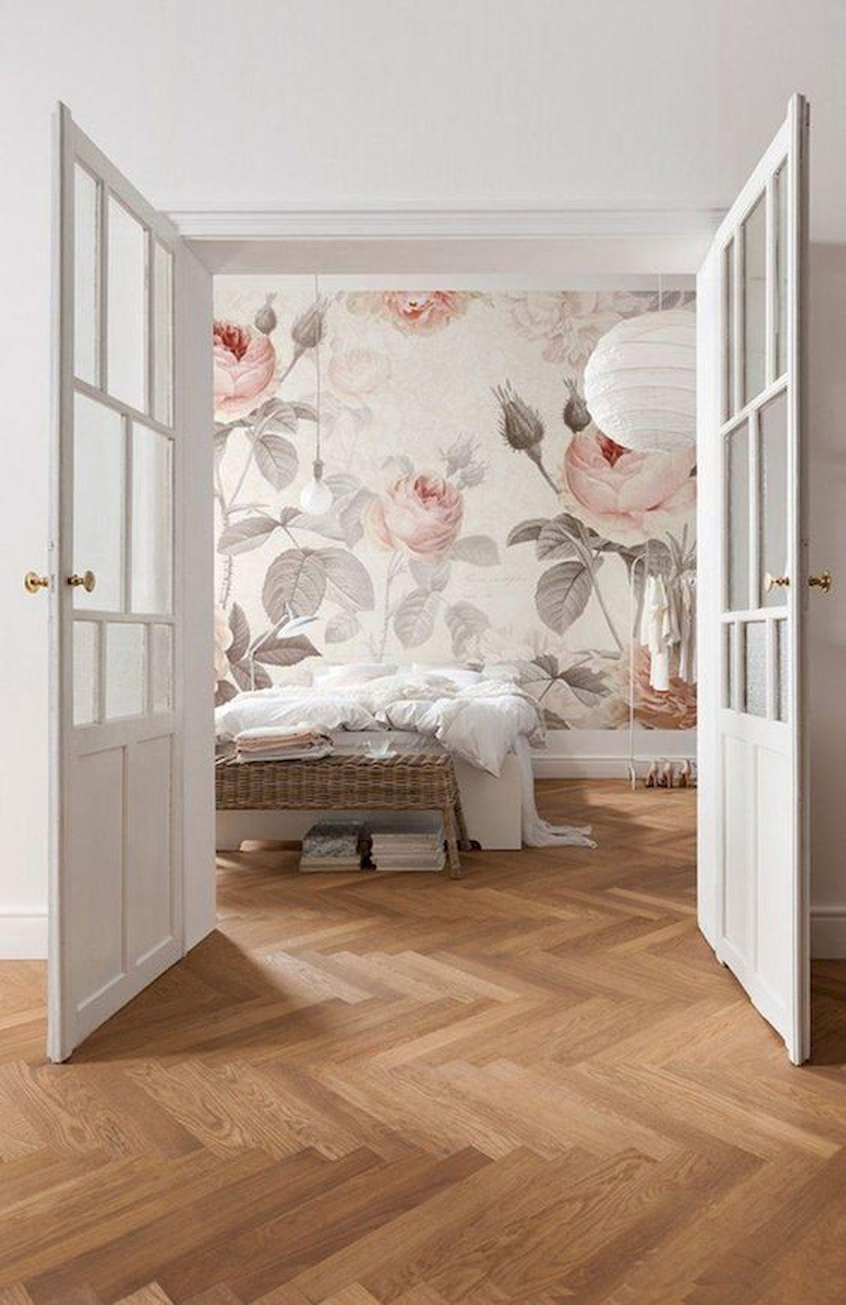 40 Amazing Farmhouse Boho Bedroom Design And Decor Ideas (3)