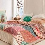 40 Amazing Farmhouse Boho Bedroom Design And Decor Ideas (37)