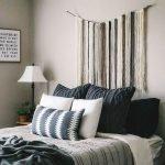 40 Amazing Farmhouse Boho Bedroom Design And Decor Ideas (40)