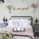 40 Amazing Farmhouse Boho Bedroom Design And Decor Ideas (5)