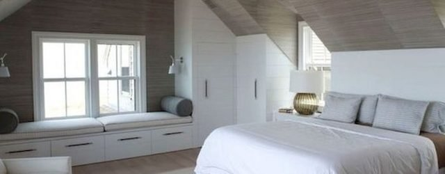 40 Awesome Attic Bedroom Design and Decorating Ideas (1)