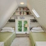 40 Awesome Attic Bedroom Design and Decorating Ideas (12)