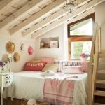40 Awesome Attic Bedroom Design and Decorating Ideas (13)