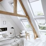 40 Awesome Attic Bedroom Design and Decorating Ideas (22)