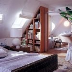 40 Awesome Attic Bedroom Design and Decorating Ideas (33)