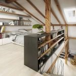 40 Awesome Attic Bedroom Design and Decorating Ideas (34)