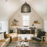 40 Awesome Attic Bedroom Design and Decorating Ideas (36)