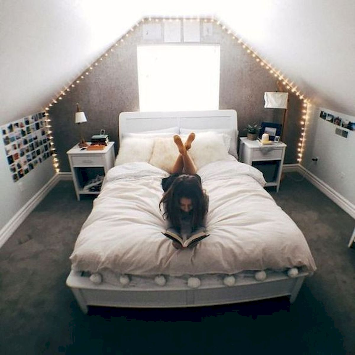 40 Awesome Attic Bedroom Design and Decorating Ideas (38)