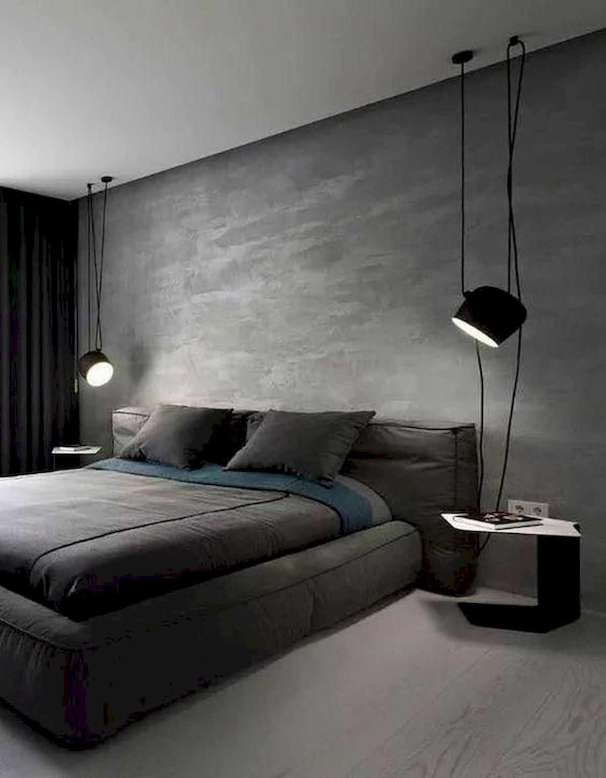 40 Incredible Modern Bedroom Design Ideas That Will Be Relax Place (10)