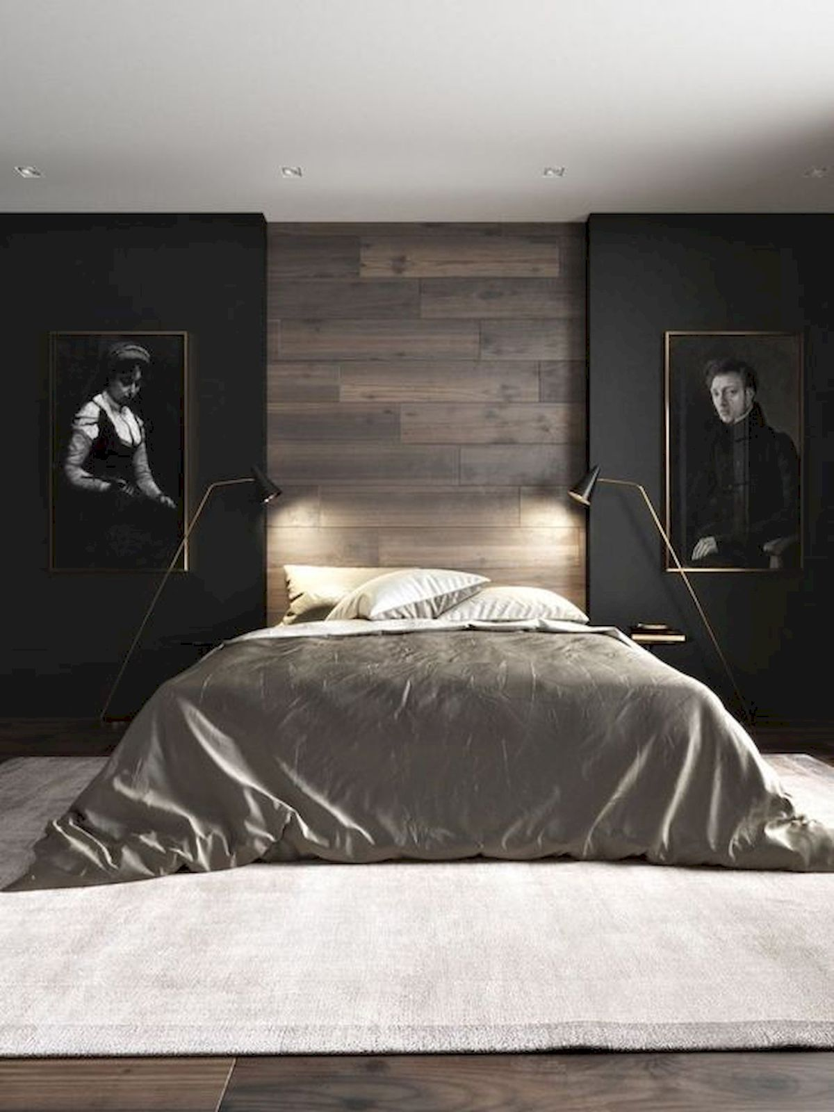 40 Incredible Modern Bedroom Design Ideas That Will Be Relax Place (18)