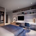 40 Incredible Modern Bedroom Design Ideas That Will Be Relax Place (27)