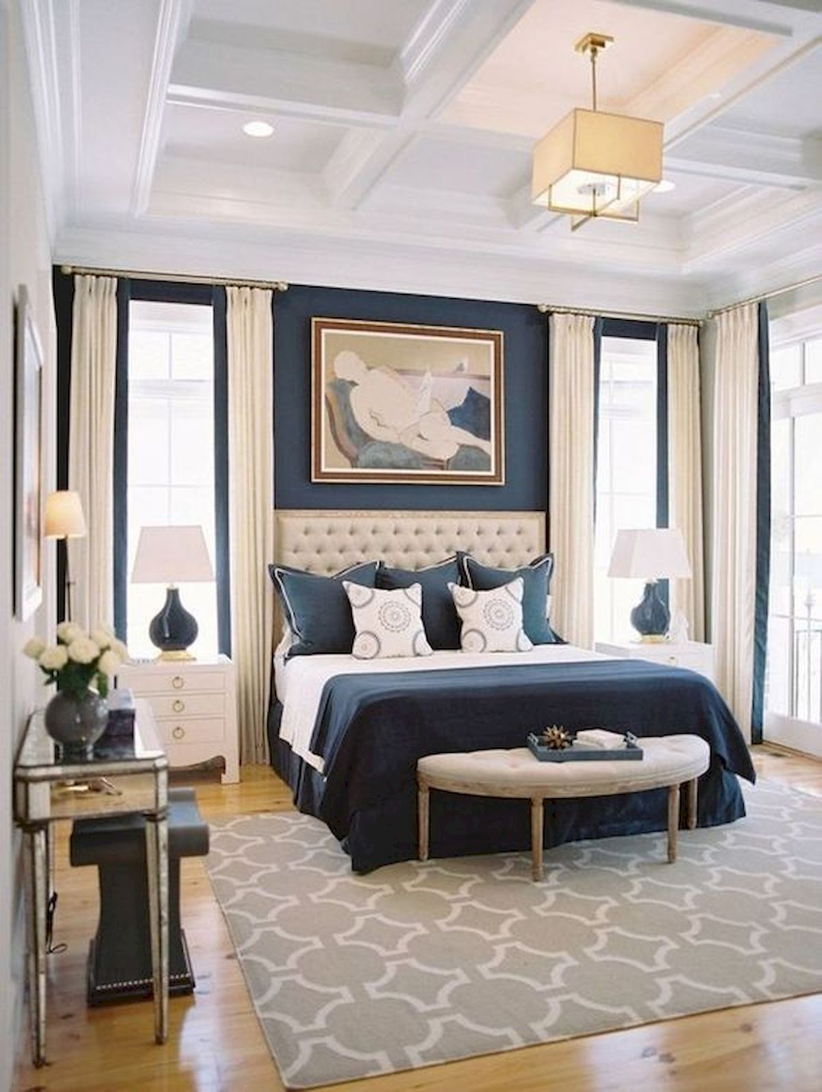 40 Incredible Modern Bedroom Design Ideas That Will Be Relax Place (29)