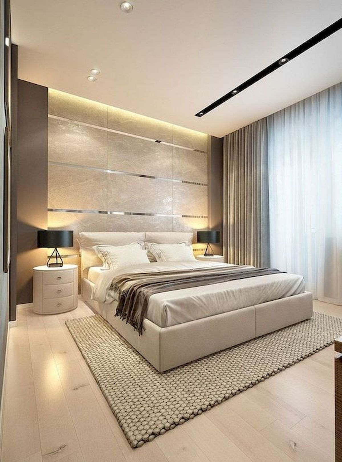 40 Incredible Modern Bedroom Design Ideas That Will Be Relax Place (3)