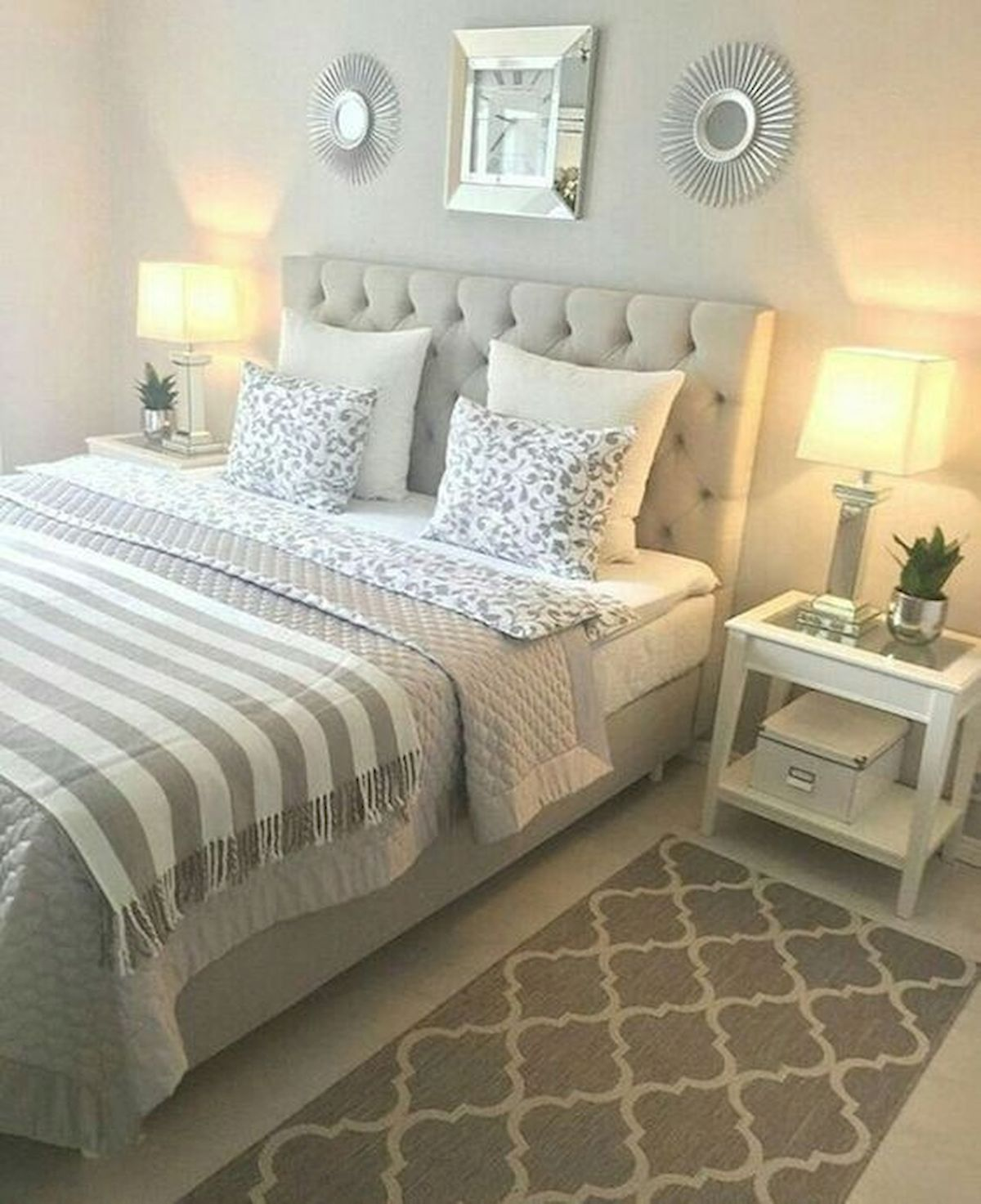 40 Incredible Modern Bedroom Design Ideas That Will Be Relax Place (38)