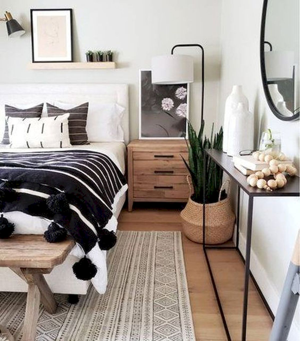 40 Incredible Modern Bedroom Design Ideas That Will Be Relax Place (6)